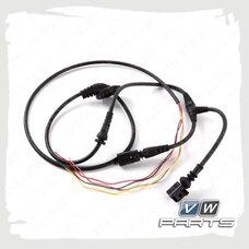 Жгут проводов ABS и указателя износа тормозных колодок, левый передний VAG 3C0927903L