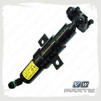 Подъемный цилиндр омывателя фар с форсункой правый VAG 3C0955104A
