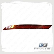 Светоотражатель заднего бампера левый VAG 3C8945105D