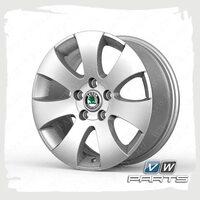Диск колеса R16 SPECTRUM VAG 3T00714967ZS