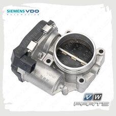 Заслонка дроссельная Siemens-VDO 408242002003Z