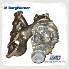 Турбина с коллектором Borgwarner 53039880248