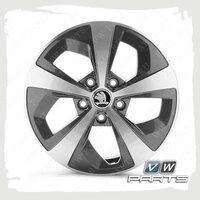 Диск колеса R16 LEPUS VAG 5E0071496FHA7