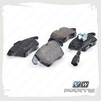 Колодки тормозные передние VAG 5K0698151