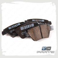 Колодки тормозные задние VAG 5K0698451C