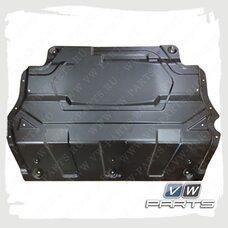 Защита картера двигателя железная VAG 5N0018930D