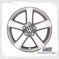 Диск колеса R16 BALTIMORE VAG 5N0071496666