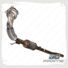 Приемная труба с катализатором VAG 5N0254501LX