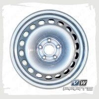 Диск колеса R16 стальной VAG 5N0601027B091