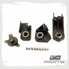 Комплект крепления левой фары VAG 5N0998225A