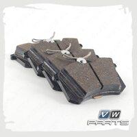 Колодки тормозные задние VAG 5C0698451B