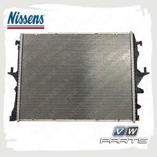 Радиатор охлаждения двигателя Nissens 65276A