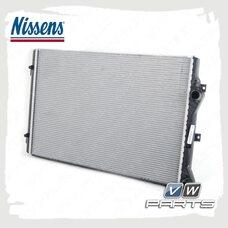 Радиатор системы охлаждения Nissens 65279A