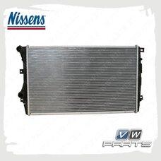 Радиатор системы охлаждения Nissens 65280A