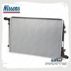 Радиатор системы охлаждения Nissens 65291A