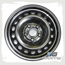 Диск колеса R15 стальной VAG 6C060102703C