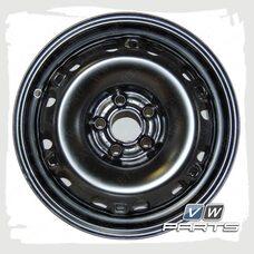 Диск колеса R15 стальной VAG 6R0601027R03C