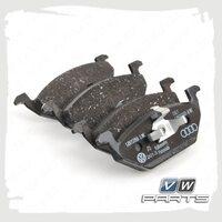 Колодки тормозные передние VAG 1S0698151A