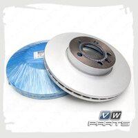Диск тормозной передний VAG 7E0615301D