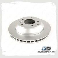 Диск тормозной задний VAG 7L8615601G