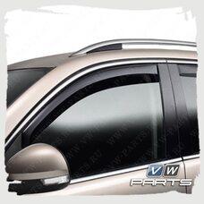 Дефлекторы передних окон VAG 7P0072193HU3