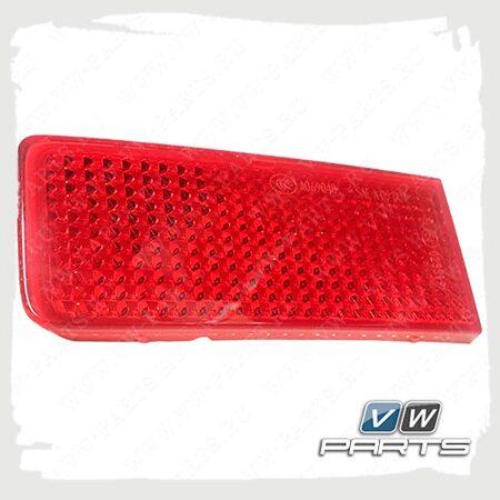Светоотражатель заднего бампера правый VAG 7P6945106