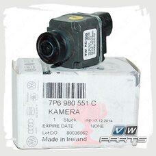 Камера наружного вида VAG 7P6980551C