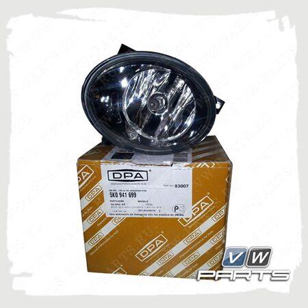 Фара противотуманная левая DIAMOND DPA 83007