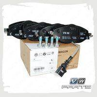 Колодки тормозные передние VAG 8V0698151