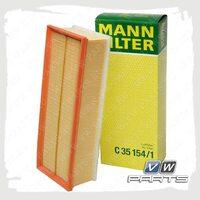 Фильтр воздушный Mann C35154/1