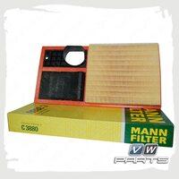 Фильтр воздушный Mann C3880