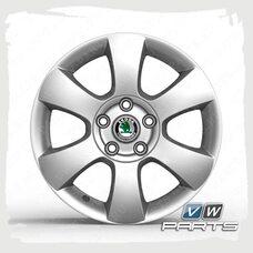 Диск колеса R16 LYRA VAG CCA600005