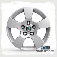 Диск колеса R15 HELIOS VAG CCR600004