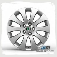 Диск колеса R17 VENUS VAG CCR800002