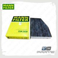 Фильтр салона (угольный) Mann CUK2939