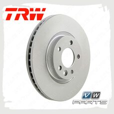 Диск тормозной передний Trw DF4308S