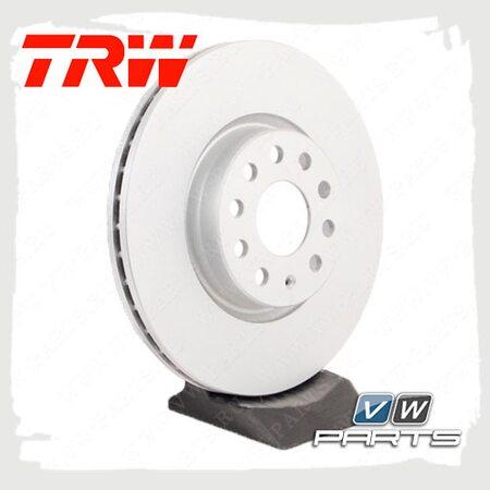 Диск тормозной передний Trw DF4464S