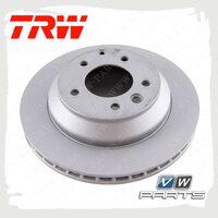 Диск тормозной задний Trw DF4487S
