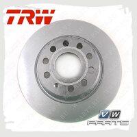 Диск тормозной задний Trw DF4558