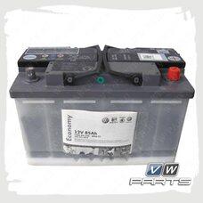 Аккумуляторная батарея VAG Economy (85AH/400A) JZW915105B