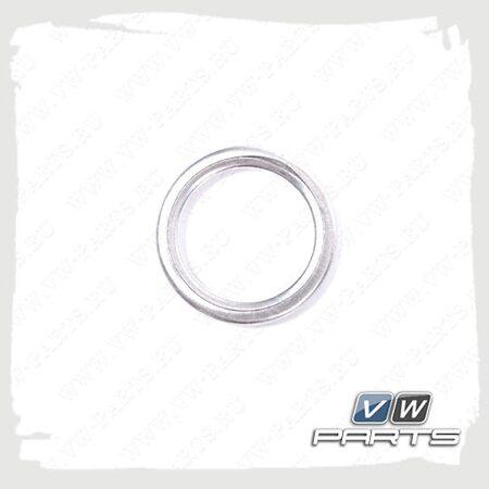 Кольцо уплотнительное пробки картера двигателя VAG N0138157