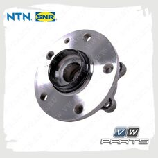 Ступица передняя/задняя в сборе с подшипником NTN-SNR R15456