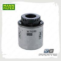 Фильтр масляный Mann W712/93
