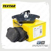Колодки тормозные передние Textar 2358701