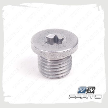 Пробка картера двигателя VAG N91167901