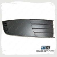 Решетка бампера правая VAG 5E08073689B9